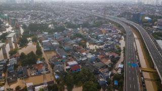 Banjir Jakarta, Warga Diminta Gugat Pemprov DKI ke Pengadilan