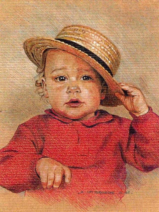 Современный французский художник. Daniel Uytterhaeghe