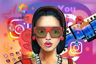 Cara Verifikasi Instagram Centang Biru Mudah Banget