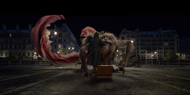 Нют и Зувуто във Фантастични животни: Престъпленията на Гринделвалд