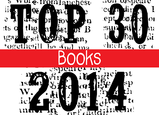 TOP 30 Books and Series of 2014 - #3