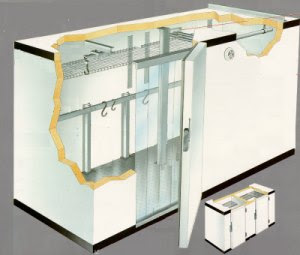 reparación de cuartos fríos