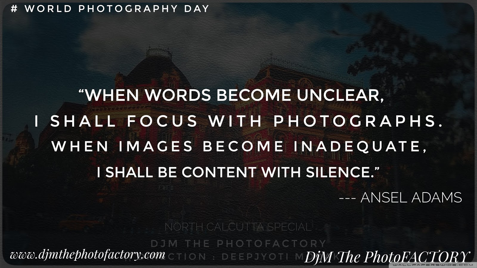 World Photography Day 2019 Wishes images, Quotes of photographer, WhatsApp Status