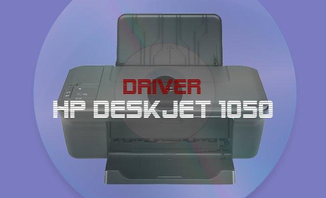 Driver HP Deskjet 1050