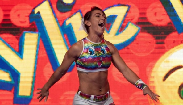 Кайли Рэй решила прогулять PPV шоу Импакта Bound for Glory