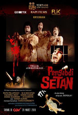 Jadwal PENGABDI SETAN (RESTORED) di Bioskop