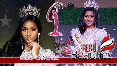 Kyrsha Attaf es Miss Universe Curaçao 2019