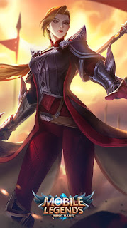 Silvanna Hallowed Lance Heroes Fighter of Skins