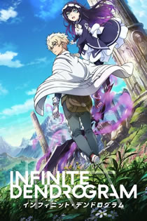 Anime Infinite Dendrogram Legendado
