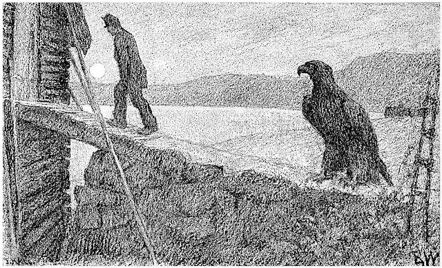 a Peter Christen Asbjørnsen 1909 illustration