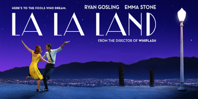 La La Land ...ρομαντική ταινία! Kalli's blog