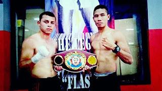 Joe Noynay versus Hector Garcia