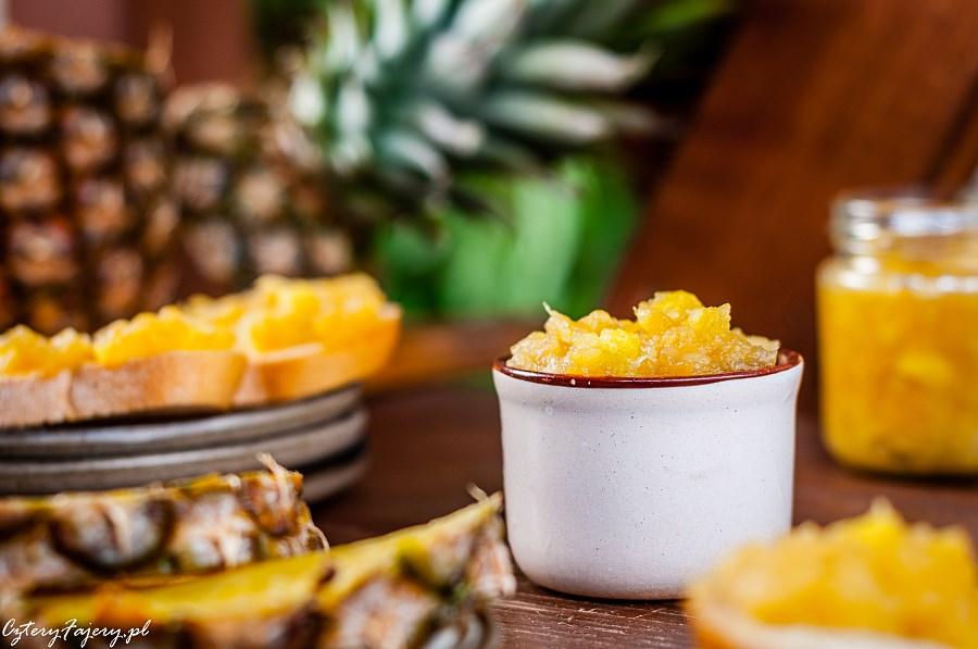Konfitura-jablkowo-ananasowa