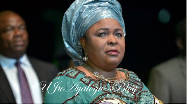 BREAKING: Ex-first lady, Patience Jonathan petitions National Assembly