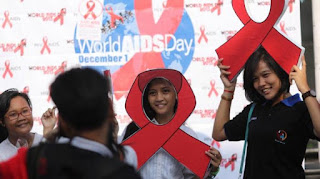 aids word day