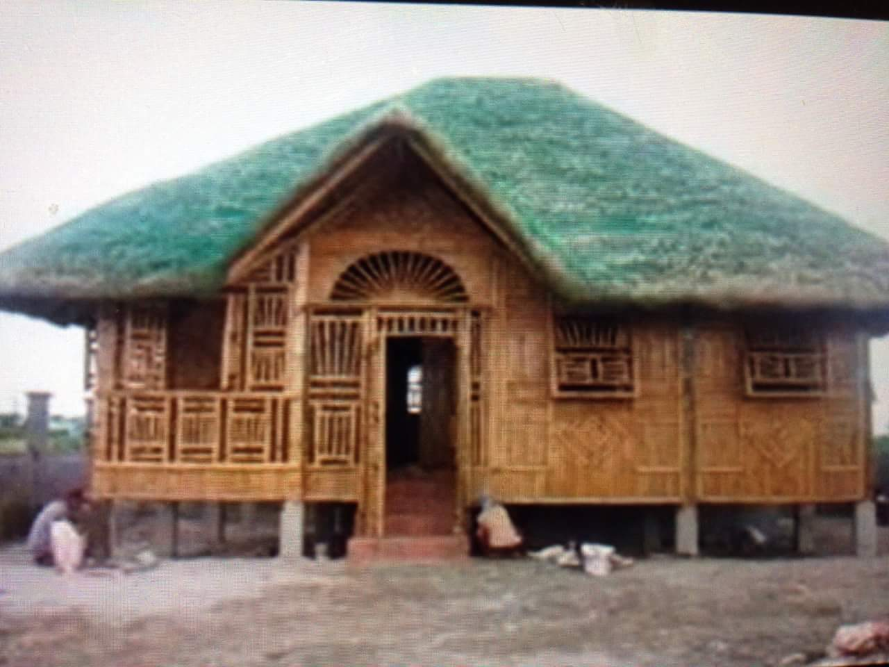 80 different types of nipa huts bahay kubo design in the for Small hut plans
