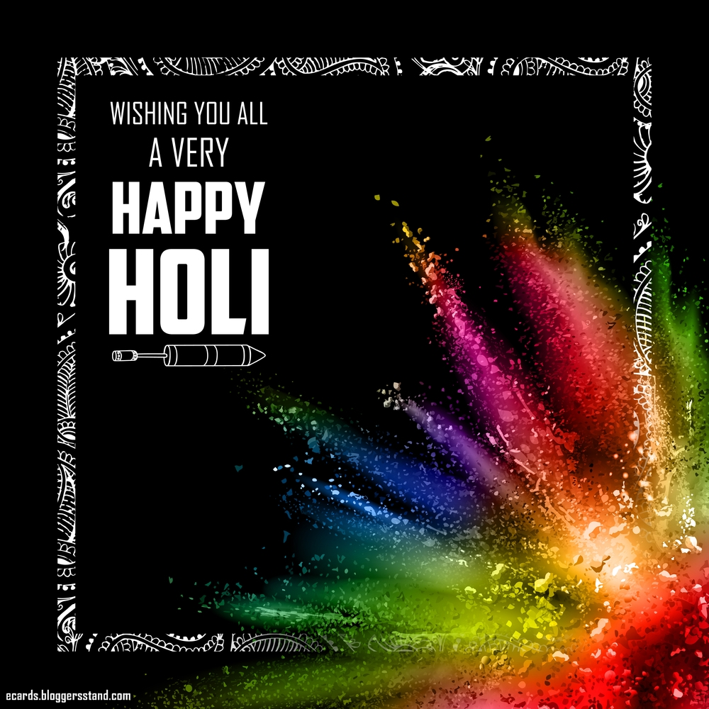 Happy Holi 2021 Wishes, Messages, SMS, Quotes, Images