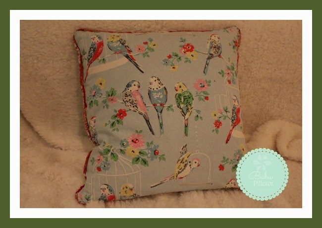 Found On Cath Kidston S Fb Page In Her Dream Room In A: Kat's Almost Purrfect World: Cath Kidston Pillow Inspires