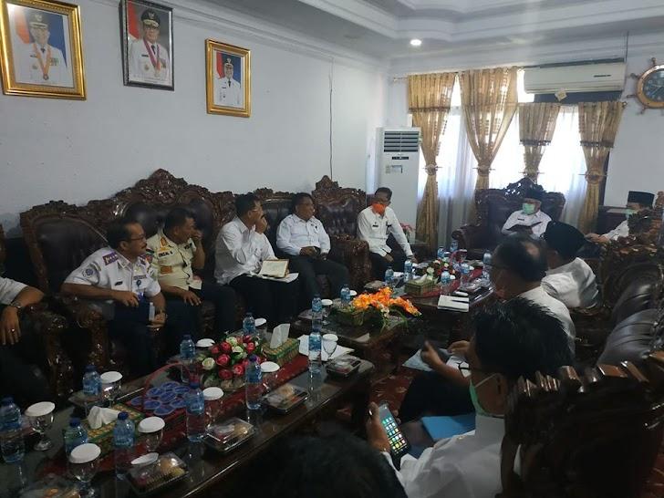Kota Sungai Penuh & Kabupaten Kerinci Tangani Bersama Covid-19