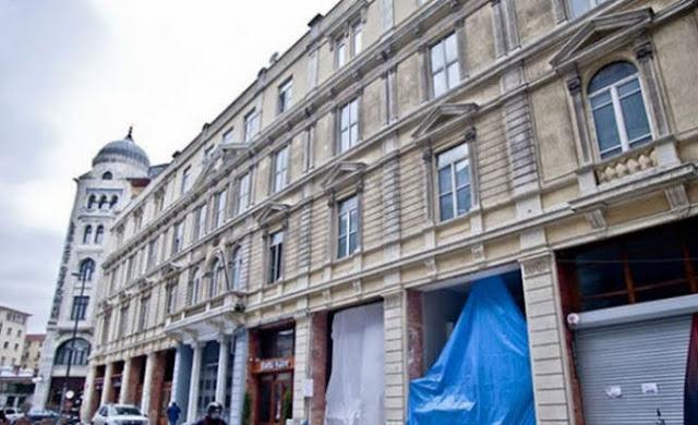 Convertirán Sanasaryan Han de Estambul en Hotel