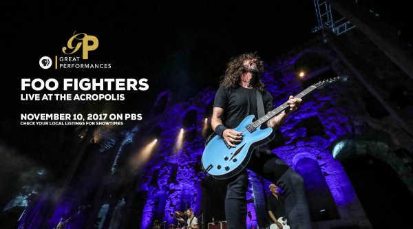 """FOO FIGHTERS: Video του """"The Pretender"""" απο το Ηρώδειο"""