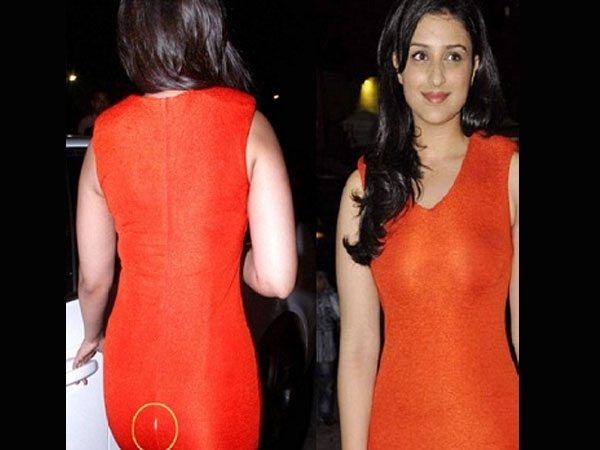 Bollywood Worst Wardrobe Malfunction