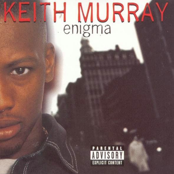 Keith Murray - Enigma Cover