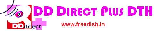 DD Direct Plus Now FreeDish DTH with 120 TV Channels