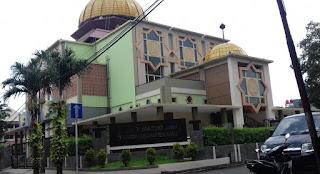 Masjid Tangkuban Perahu
