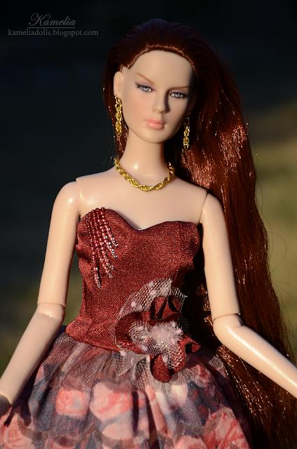 Antoinette body doll