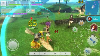 Download Game Sword Art Online Integral Factor English Global Server Indonesia APK v1.0.1 Game Mod Terbaru Gratis