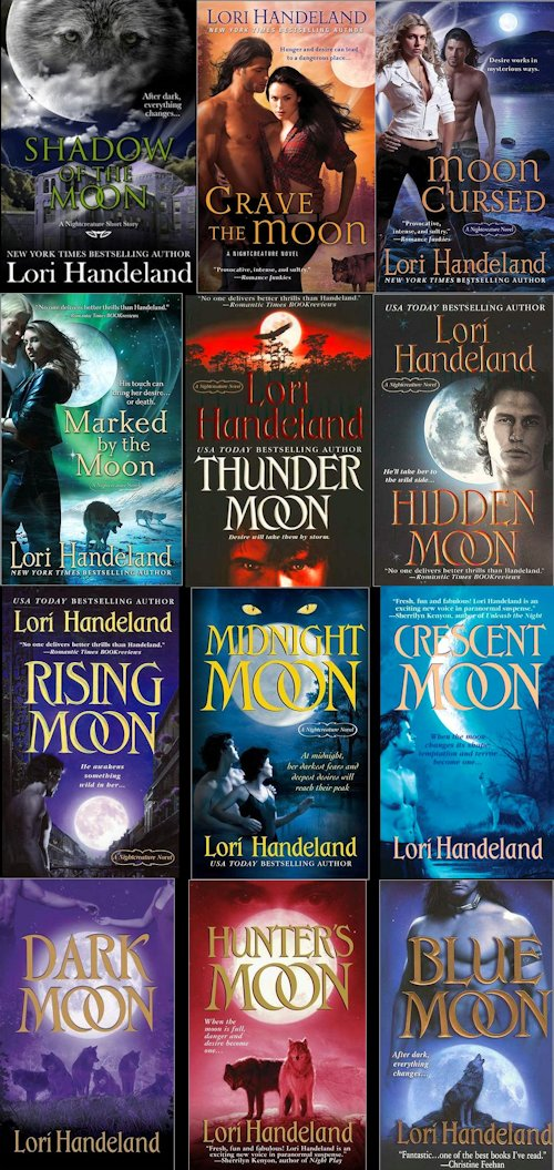 Interview with Lori Handeland and Giveaway - May 23, 2012