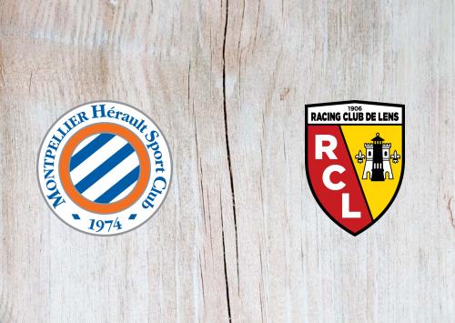 Montpellier vs Lens -Highlights 30 January 2021