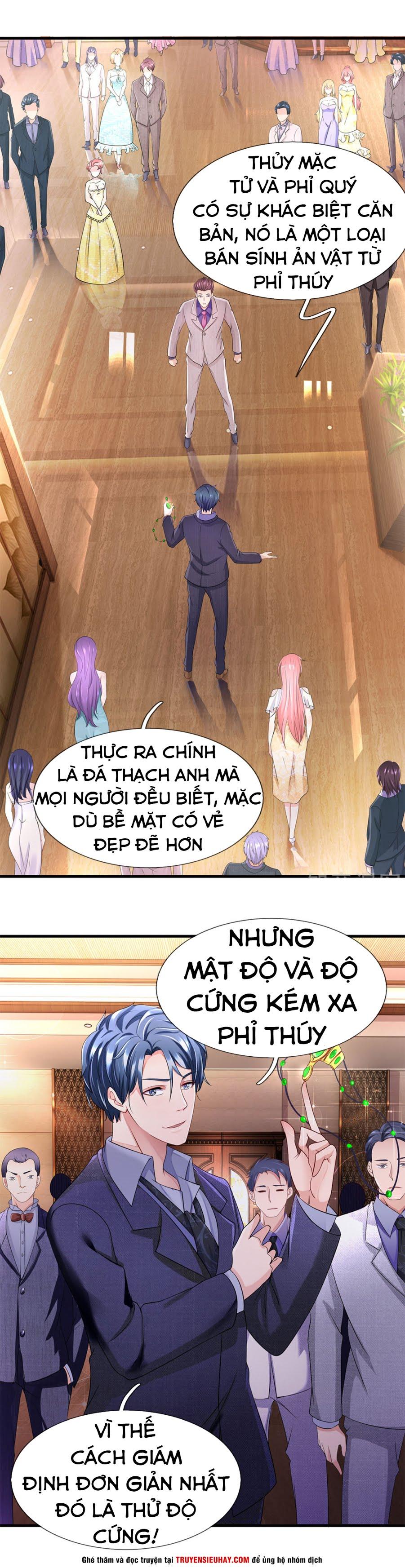 Chung Cực Binh Vương Tại Đô Thị Chapter 21 video - truyenmh.com