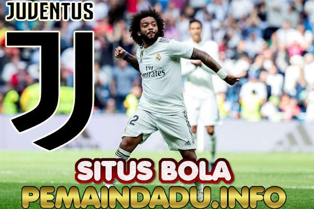 Klub Juventus Bakal Untung Jika Membeli Marcelo Dari Real Madrid