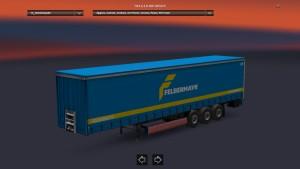 Krone Felbermayr Trailer