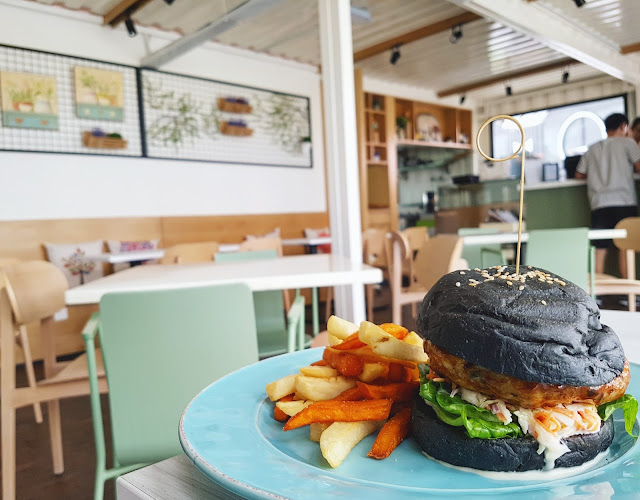 Eatery who is seeking new hidden cafes check out this cosy one tucked inside the island of the eco ardence lab property offering interesting