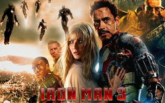 Cele Mai Bune FILME SCI-FI Ale Anului 2013 - Iron Man 3