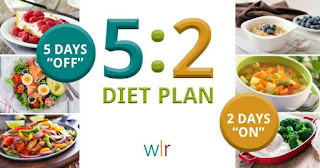 Lose Weight With The Famous 5: 2