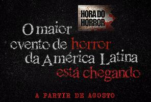 Hora do Horror 2018
