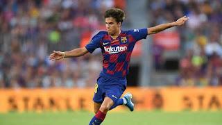 Setien reveals reason behind Riqui Puig and Ansu Fati absence vs Napoli