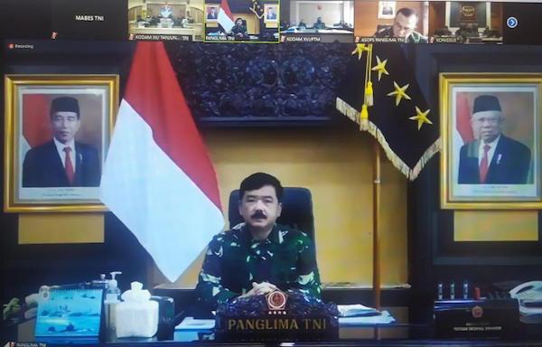 Panglima TNI Sebut Politik Identitas Sejatinya Digunakan Penjajah