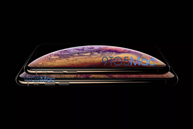 first look New iPhone XS