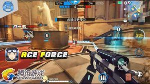 Overwatch Ace Force Apk v1.0.0.50 [Version Beta] Free Download