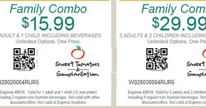 Sweet tomatoes birthday coupon 2018