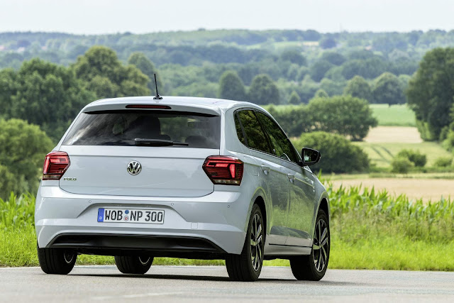 Novo VW Polo 2018 - Beats (Branco) e Highline