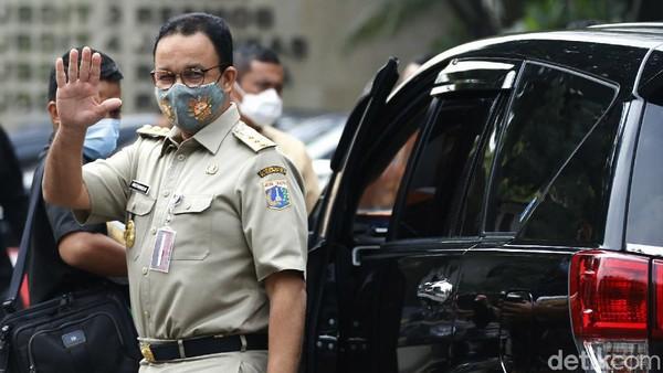 Anies Perpanjang PPKM di Jakarta 2 Pekan
