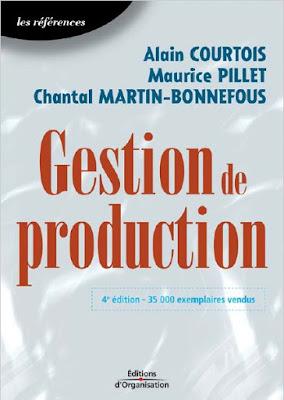 Télécharger Livre Gratuit Gestion de production pdf