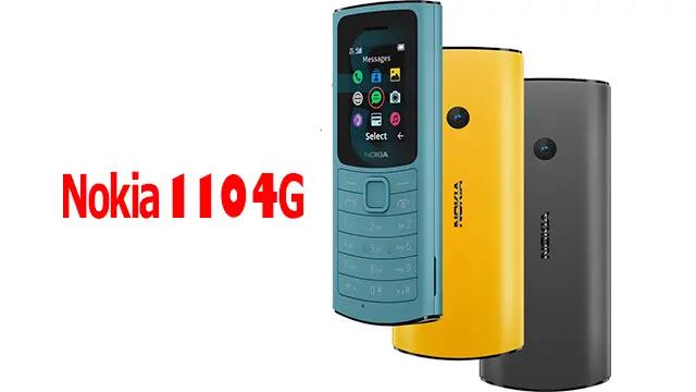 رسمياً سعر ومواصفات هاتف Nokia 110 4G