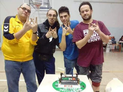 Folloni, Giorgi, Puttini e Amato alla WIVA